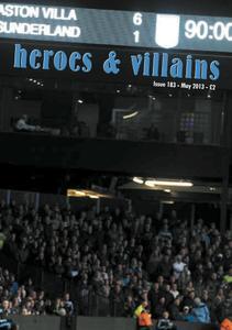 Heroes and Villains - May 2013