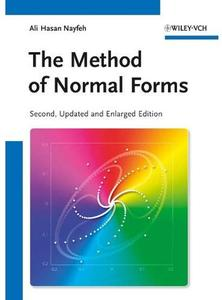 The Method of Normal Forms (2nd edition)