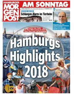 Hamburger Morgenpost - 07. Januar 2018