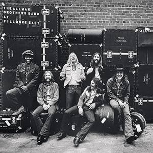 The Allman Brothers Band - At Fillmore East (1972/2016) [Official Digital Download 24/192]