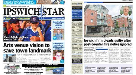 Ipswich Star – September 20, 2021