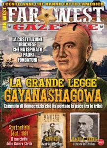 Far West Gazette – luglio 2021
