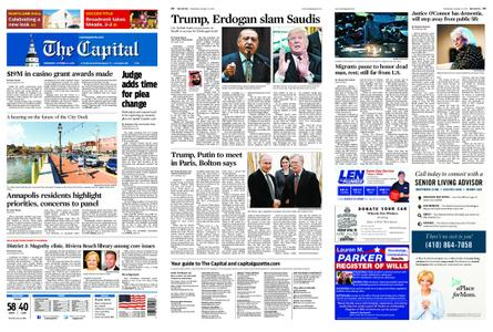 The Capital – October 24, 2018