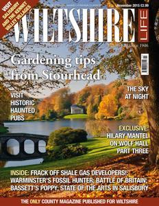 Wiltshire Life - November 2015