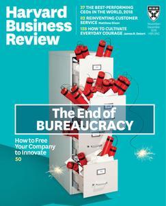 Harvard Business Review USA - November/December 2018