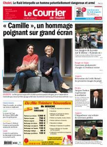 Le Courrier de l'Ouest Nord Anjou – 16 octobre 2019