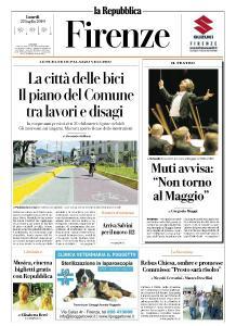 la Repubblica Firenze - 22 Luglio 2019
