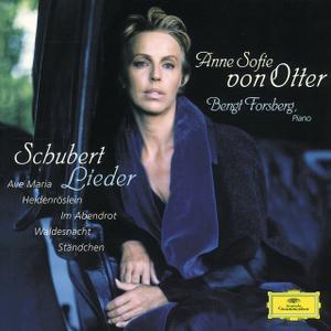 Anne Sofie von Otter, Bengt Forsberg  - Schubert: Lieder (1997)