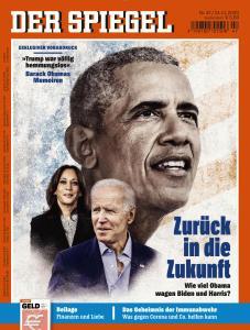 Der Spiegel - 14 November 2020