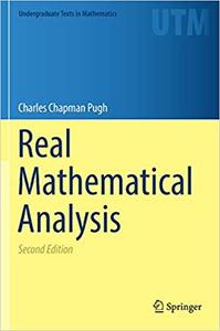 Real Mathematical Analysis  Ed 2