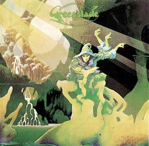Greenslade - Greenslade (1973) {1992, Reissue}