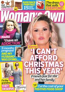 Woman's Own - 02 December 2019