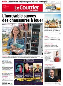 Le Courrier de l'Ouest Angers – 27 juin 2019