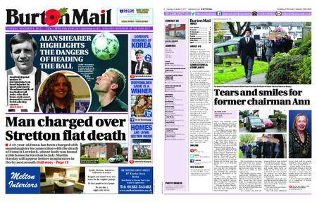 Burton Mail – November 09, 2017