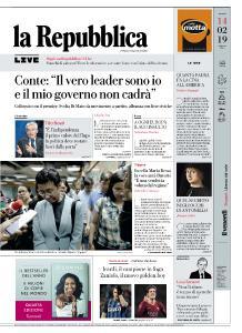 la Repubblica - 14 Febbraio 2019