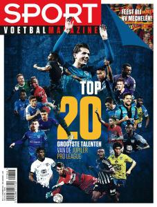 Sport Voetbal Magazine - 14 November 2018