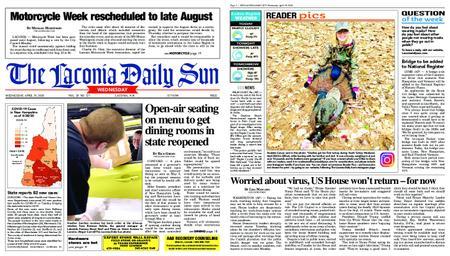 The Laconia Daily Sun – April 29, 2020