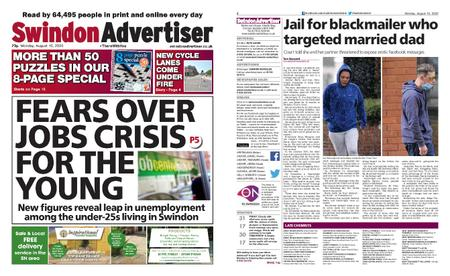 Swindon Advertiser – August 10, 2020