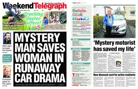 Evening Telegraph First Edition – March 31, 2018