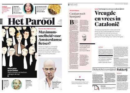 Het Parool – 28 oktober 2017