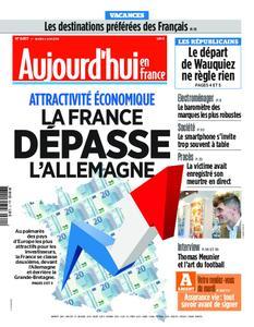 Aujourd'hui en France – 04 juin 2019