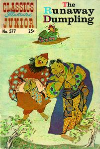 The Runaway Dumpling - Classics Illustrated Junior - 577