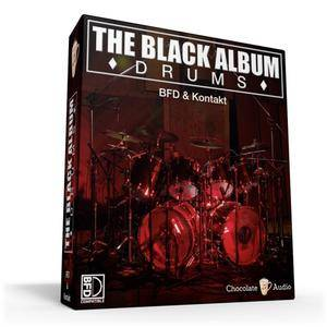 Chocolate Audio The Black Album Drums For BFD3