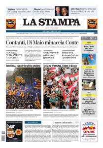 La Stampa Imperia e Sanremo - 19 Ottobre 2019