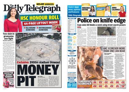 The Daily Telegraph (Sydney) – December 18, 2019