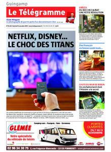 Le Télégramme Guingamp – 08 novembre 2019