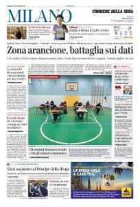 Corriere della Sera Milano – 23 gennaio 2021