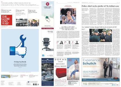 The Globe and Mail – March 10, 2018