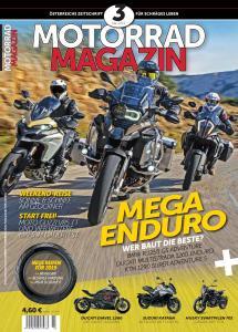 Motorrad Magazin - Mai 2019
