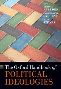 The Oxford Handbook of Political Ideologies (repost)