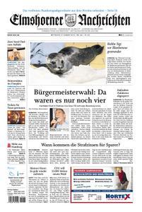 Elmshorner Nachrichten - 21. August 2019