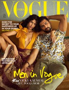 Vogue India - July 2019