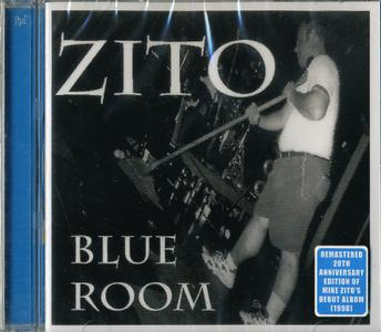 Mike Zito - Blue Room (1998) {2018, 20th Anniversary Remastered Edition}