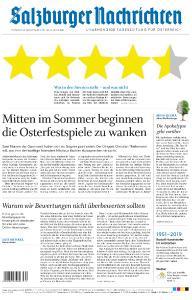 Salzburger Nachrichten - 21 August 2019