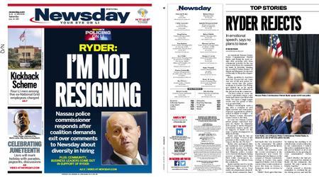 Newsday – June 19, 2021