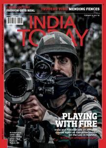 India Today - February 17, 2018