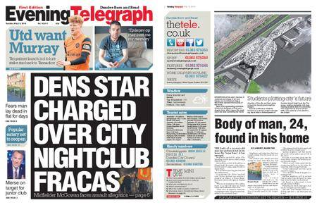 Evening Telegraph First Edition – May 15, 2018