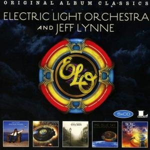 Electric Light Orchestra & Jeff Lynne - Original Album Classics (5CD Box Sets, 2018)