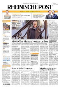 Rheinische Post – 20. November 2018