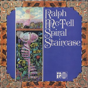 Ralph McTell - Spiral Staircase (1969) UK 1st Pressing - LP/FLAC In 24bit/96kHz