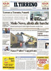 Il Tirreno Livorno - 24 Aprile 2018