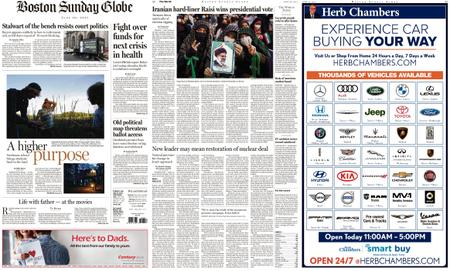 The Boston Globe – June 20, 2021