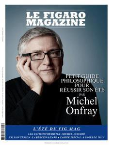 Le Figaro Magazine - 23 Juillet 2021