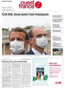 Ouest-France Édition France – 15 juillet 2020