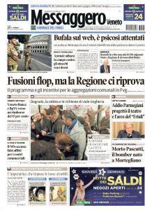 Il Messaggero Veneto Gorizia - 5 Gennaio 2017