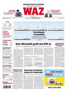 WAZ Westdeutsche Allgemeine Zeitung Oberhausen-Sterkrade - 18. Februar 2019